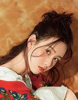 陈都灵杂志大片治愈力max 陈都灵唯美长发发型图片