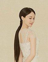 练练复古写真美成画中人 明星示范绝美复古发型