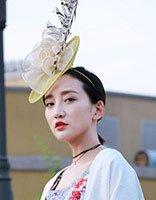 """禹童""""百花仙子""""造型帽子发饰很抢镜 女明星的复古帽子发饰搭配图片"""