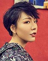 吴莫愁diss女歌手让人一头雾水 吴莫愁最新短发造型酷帅个性