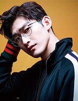 从流量小生到没有流量张翰变成熟了 眼镜短发造型文艺儒雅