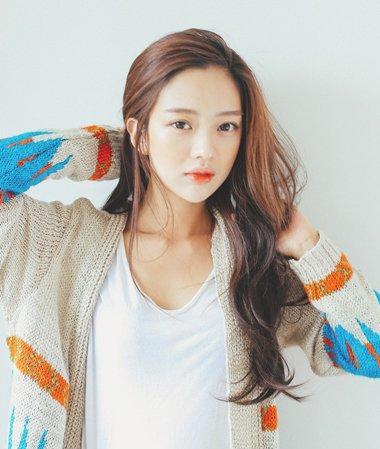 头发少怎么弄漂亮的发型 韩国漂亮发型图