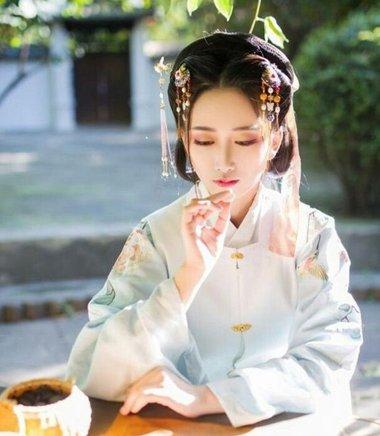 古代女子发髻如何梳 古代所有发髻