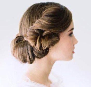公主鸟巢发型怎么梳 少女公主鸟巢发型图片