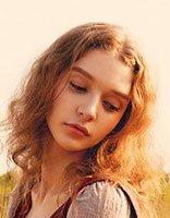 小脸头发少适合的发型图片 小脸头发少的女生适合什么发型