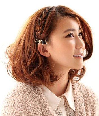 女性显得更温柔 年轻气质的发型