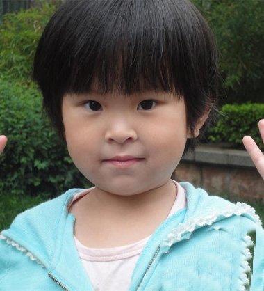 小孩剪什么发型2018世界杯体育投注平台图 女儿剪发发型大全