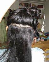 中国古代编发教程 中国最好看的发型图片