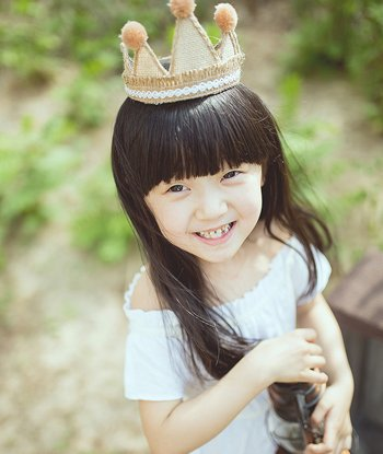5岁宝宝发型步骤 5岁女宝宝长发发型