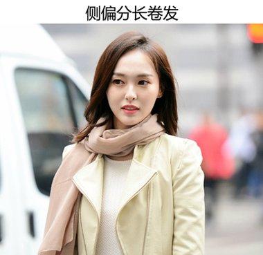 2017年春天刚刚开始 明星唐嫣换了本季最漂亮发型