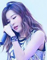 Red Velvet五朵花发型 韩国明星萌妹发型
