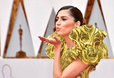 第89届奥斯卡金像奖红毯 明星时尚发型大盘点