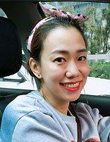 人瘦才能显年轻 吴辰君带娃也不忘好发型