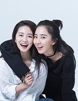 姐妹淘写真必备发型 朱颜曼滋和刘虞佳教你来做