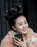 迎来30岁美好时光的刘诗诗 古装发型美到了极致