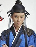 刘诗诗最帅的古装剧发型 怪侠一枝梅展大侠风范