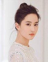 刘亦菲梳丸子头天仙美颜养眼 神仙姐姐又回来了