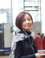 王珞丹新短发+发色 走文艺范的魅力发型