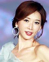 林志玲新版透视装配编发 纱裙也能拥有仙侠范儿