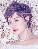 短发与白裙的几种风尚搭 娘娘孙俪给你恰到好处的美