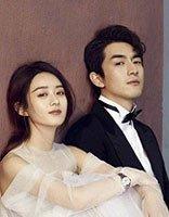 婚纱焦点不只是纱 赵丽颖林更新婚纱造型像大片