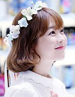 韩版女孩圆脸短发 朴宝英带你正确卖萌