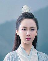 杨紫新古装依然是仙范儿 古装造型不甜美也气质