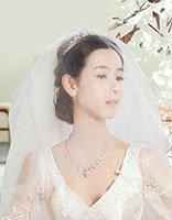 求婚大作战陈都灵现场戴头纱 新娘最合适盘发图片