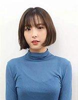 选对发型方脸也能变尖脸 适合方脸的几款时髦发型