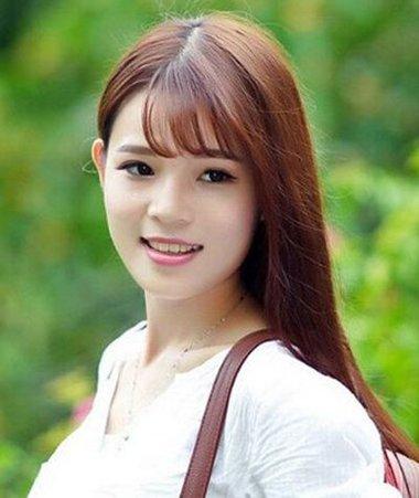 韩国刘海怎么烫 女生梳刘海样式图片