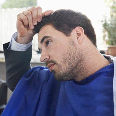男士炮头理发教程 帅气的剪头方法