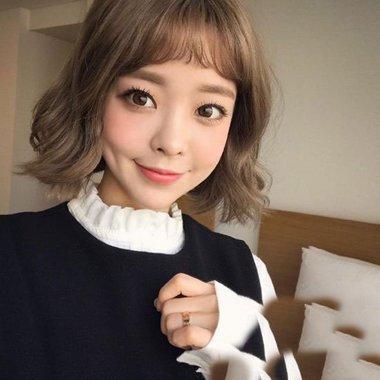 二次元刘海2018世界杯体育投注网站图片 2018世界杯体育投注平台的女生发型