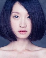偏分梨花头发型图片 学生短内扣造发