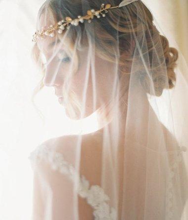 欧式蒙纱新娘发型 欧美新娘头发型怎么梳