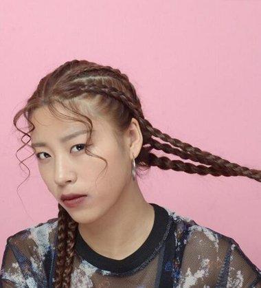 垄沟辫和脏辫的区别 垄沟辫发怎么收尾