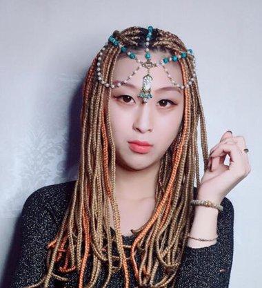 垄沟辫发型要多少钱 垄沟辫需要多长的头发