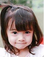 儿童苹果头发型怎么扎 儿童苹果头发型图片