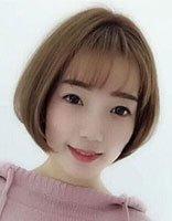 长脸适合哪种波波头 长脸适合的波波头图片