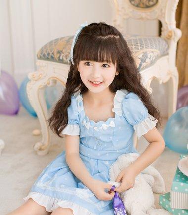 2018最新小女孩公主辫发型 六岁小女生辫子发型大全