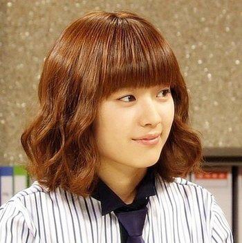 灿烂的遗产女主角发型是吹出来的吗 用吹风机吹发型技巧