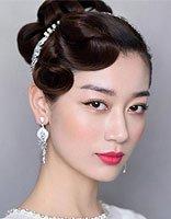 2018韩式新娘发型 韩式新娘发型扎法步骤