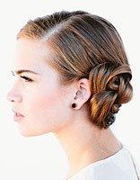 时尚气派蝎子头扎法 教你扎简单又漂亮头发的蝎子头步骤