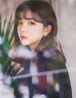 可爱的二次元发型 少女二次元卷发发型图片