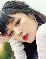 圆脸女生二次元刘海发型图片 大圆脸女生怎么剪二次元刘海