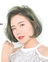 波波头型适合什么脸型 方脸波波头发型图片