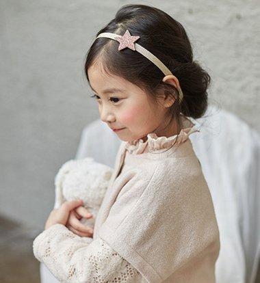小朋友的扎头花样 小女孩盘头花样方法