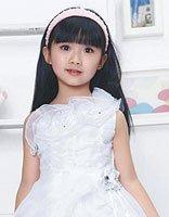 2018最新儿童10~16岁女生发型 漂亮的长发女童发型