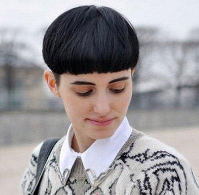 女孩西瓜头发型图片 西瓜头要留几个月头发