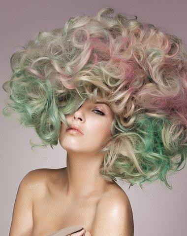 女生头发挑染怎么样 今年头发流行染什么颜色