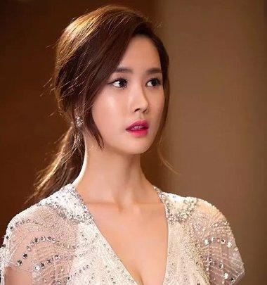 中年女士潮流发型 潮流韩范扎头方法